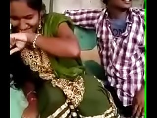 Desi park lovers kissing