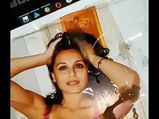 Rani Mukherjee cumtribute