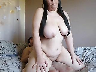 Hawt curvy gal fuck