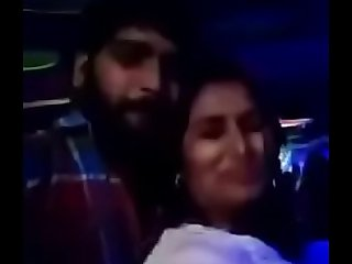 Swathi naidu enjoying and dancing in pub part1