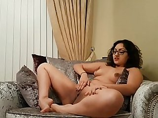 Jerk off with this horny Indian slut JOI