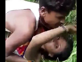 Exclusive Village Lover Outdoor Sex